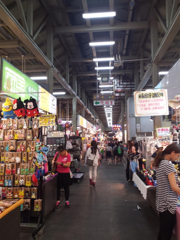Shilling night market - Taipei