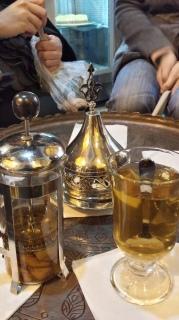Apple Tea - Turkish Style